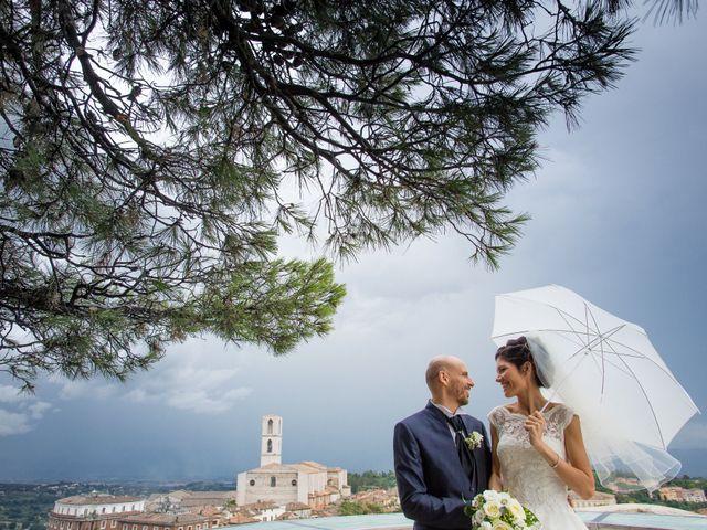 Il matrimonio di Diego e Stefania a Perugia, Perugia 27