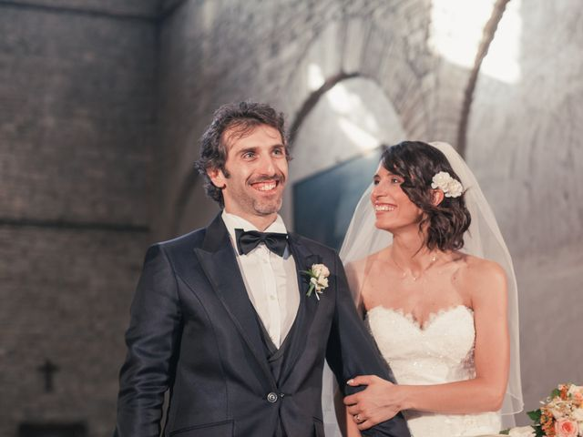 Le nozze di Deborah e Michele