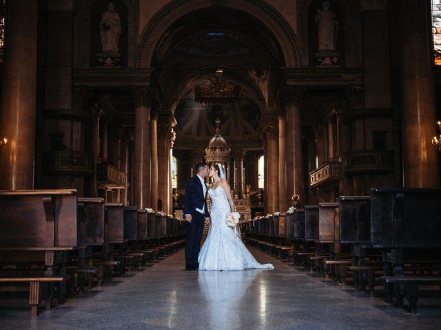 Il matrimonio di Massimiliano e Federica  a Orta San Giulio, Novara 1