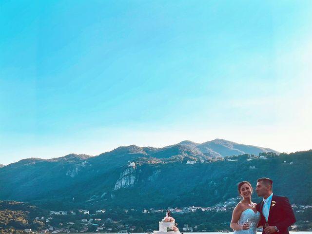 Il matrimonio di Massimiliano e Federica  a Orta San Giulio, Novara 7