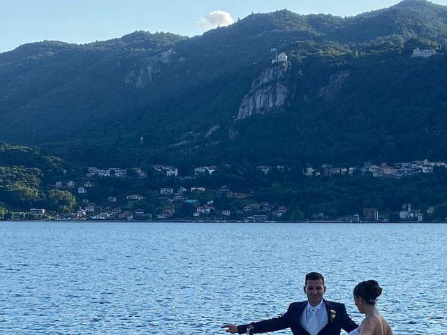 Il matrimonio di Massimiliano e Federica  a Orta San Giulio, Novara 8