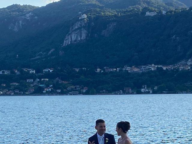 Il matrimonio di Massimiliano e Federica  a Orta San Giulio, Novara 9