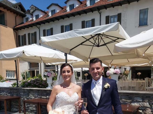 Il matrimonio di Massimiliano e Federica  a Orta San Giulio, Novara 10
