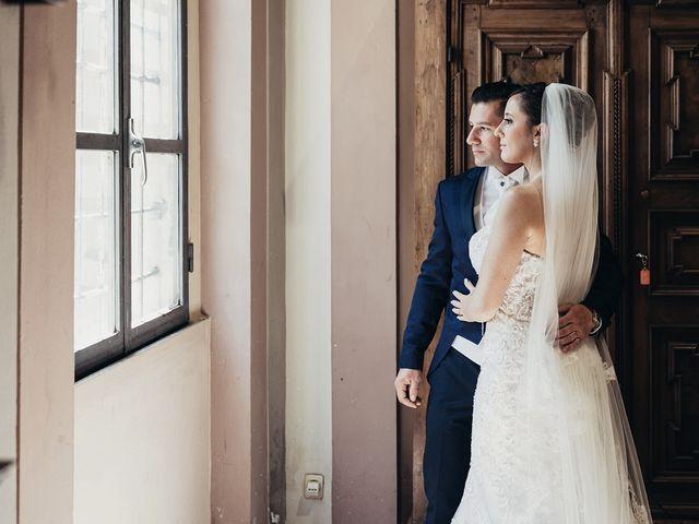 Il matrimonio di Massimiliano e Federica  a Orta San Giulio, Novara 23