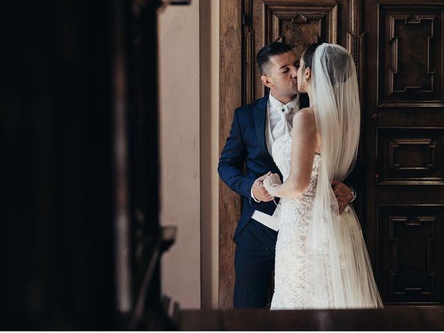 Il matrimonio di Massimiliano e Federica  a Orta San Giulio, Novara 25