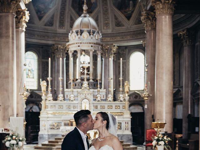 Il matrimonio di Massimiliano e Federica  a Orta San Giulio, Novara 26
