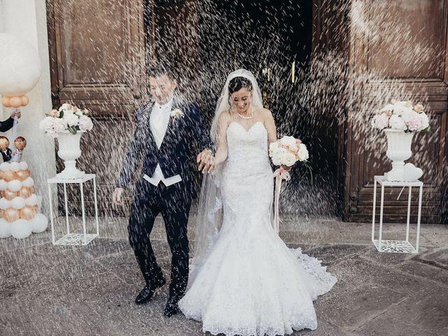 Il matrimonio di Massimiliano e Federica  a Orta San Giulio, Novara 27