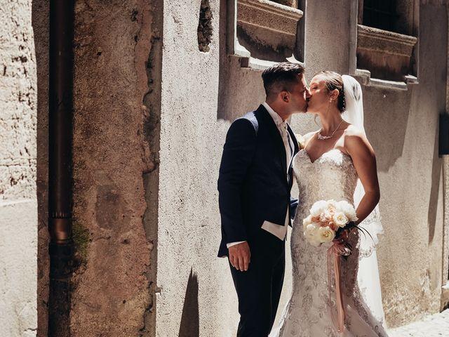Il matrimonio di Massimiliano e Federica  a Orta San Giulio, Novara 34