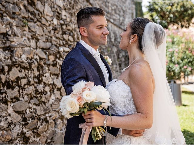 Il matrimonio di Massimiliano e Federica  a Orta San Giulio, Novara 40
