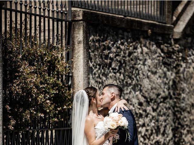 Il matrimonio di Massimiliano e Federica  a Orta San Giulio, Novara 41