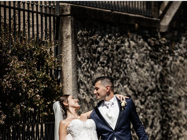 Il matrimonio di Massimiliano e Federica  a Orta San Giulio, Novara 42