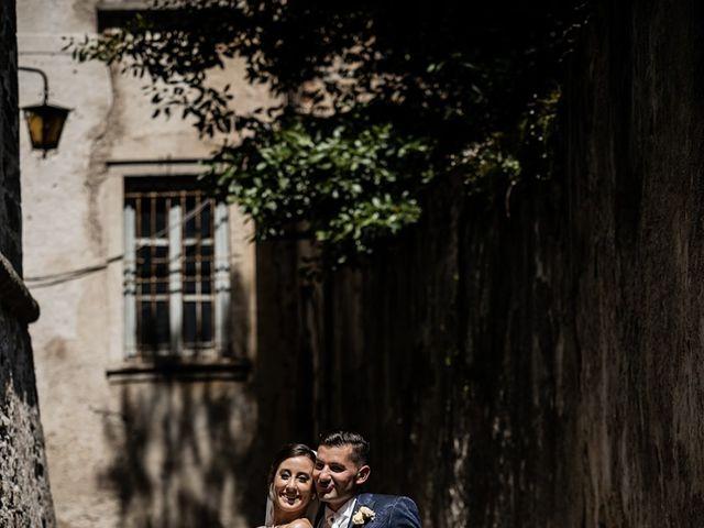 Il matrimonio di Massimiliano e Federica  a Orta San Giulio, Novara 43