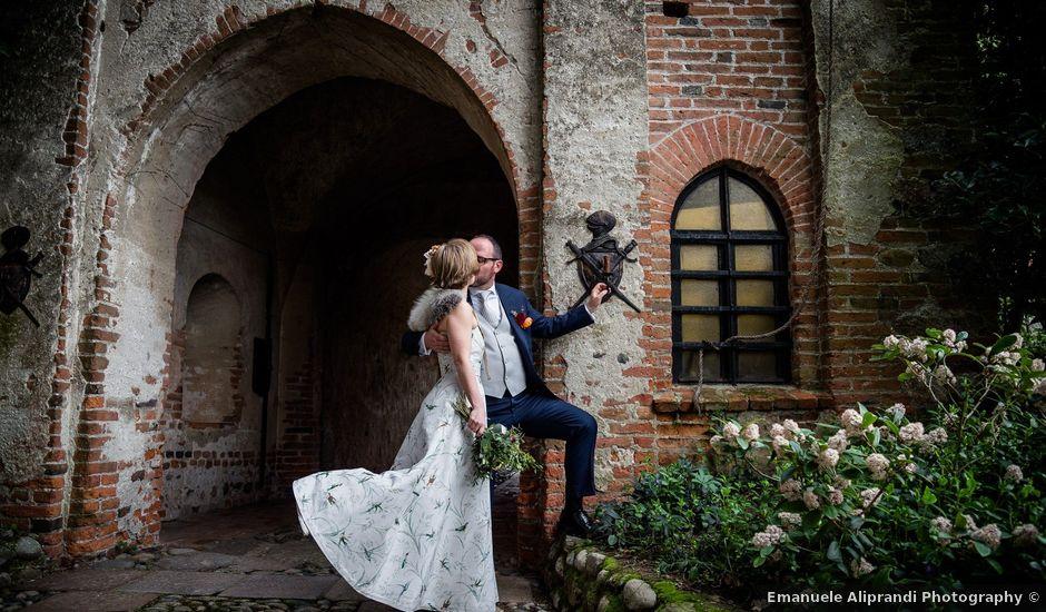 Il matrimonio di Alberto e Ekaterina a Moncrivello, Vercelli