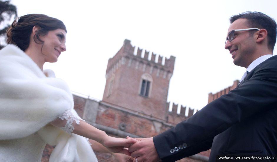 Il matrimonio di Luca e Manuela a Bevilacqua, Verona