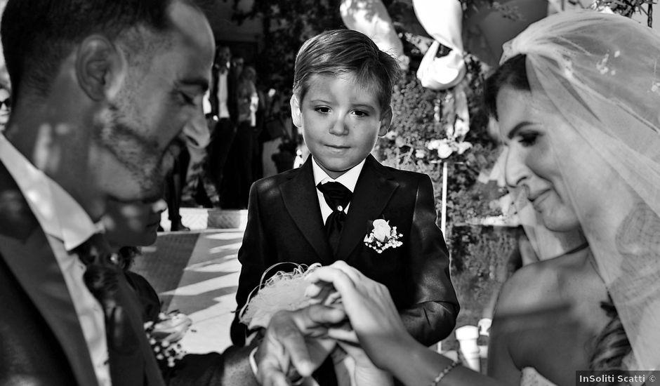 Il matrimonio di Luca e Savina a Uta, Cagliari