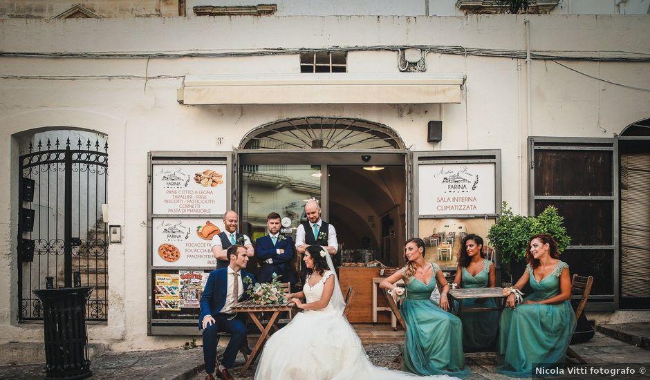 Il matrimonio di Will e Vanessa a Ostuni, Brindisi