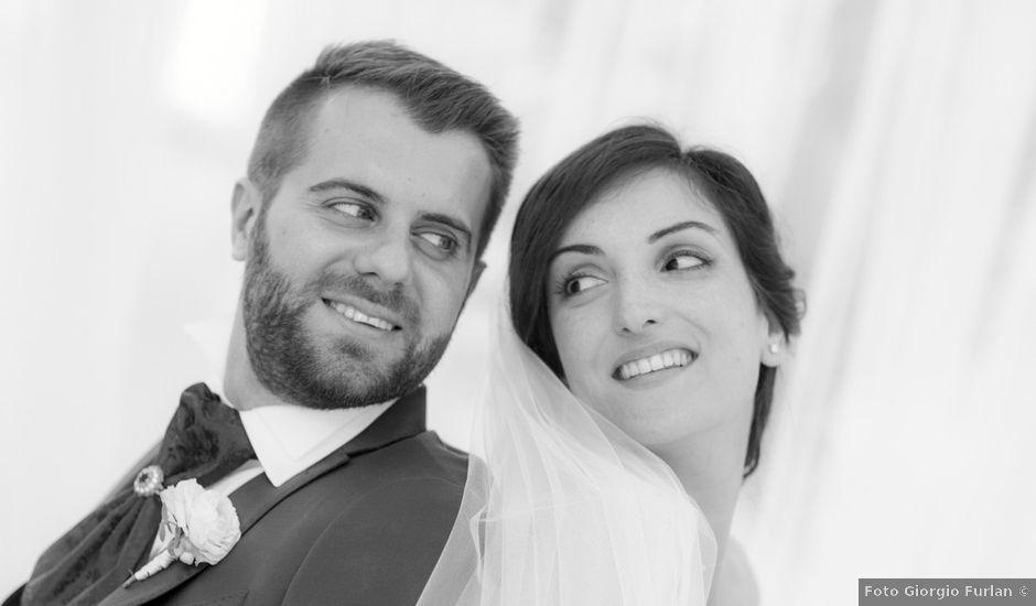 Il matrimonio di Luca e Deborah a Ceggia, Venezia