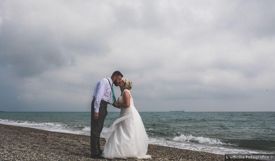 Il matrimonio di Francesco e Luana a Savona, Savona