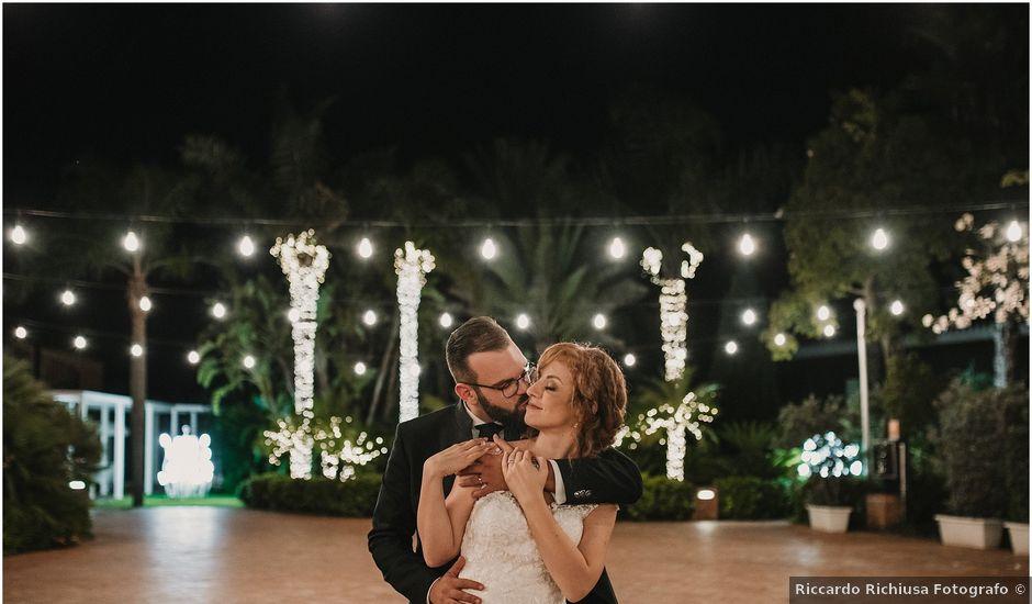 Il matrimonio di Francesco e Aurora a Palermo, Palermo