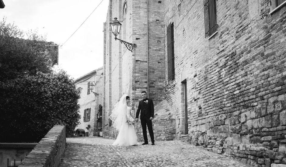 Il matrimonio di Flavio e Cecilia a Porto San Giorgio, Fermo