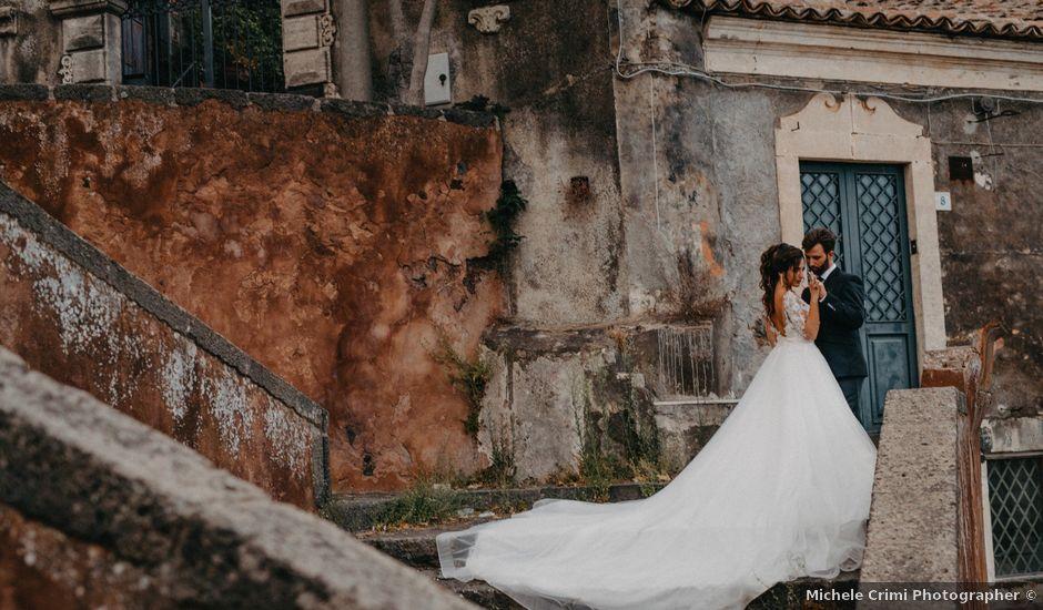 Il matrimonio di Debora e Giuseppe a Catania, Catania
