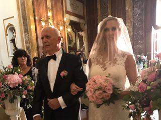 le nozze di Ludovica e Paolo 1