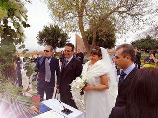 Le nozze di Marina Elena Orilio e Maurilio Frau 1