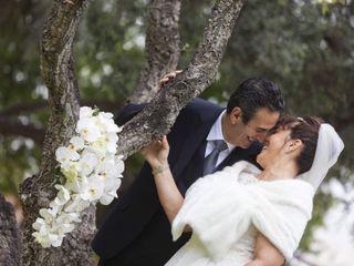 Le nozze di Marina Elena Orilio e Maurilio Frau