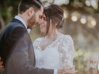 Le nozze di Sara e Pierfrancesco