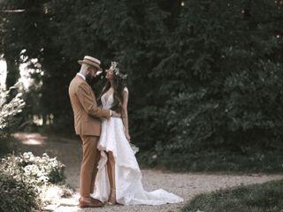 Le nozze di Dominique e Giuseppe
