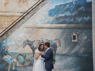 Le nozze di Veronica e Massimiliano