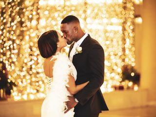 Le nozze di Neika e Bastos