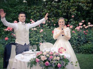 Le nozze di Caterina e Davide