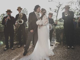 Le nozze di Antonella e Alessio