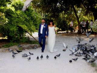 Le nozze di Francesca e Andrea 1