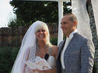 Le nozze di Ellen e Riccardo