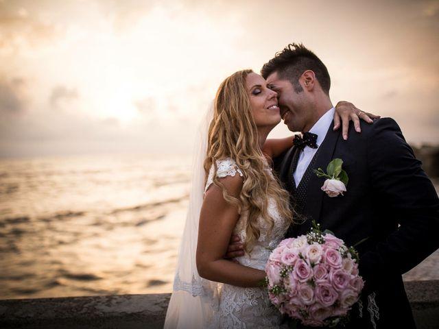le nozze di Ludovica e Paolo