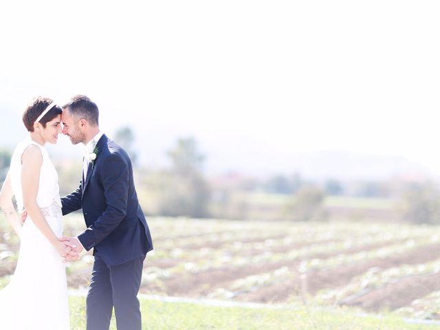 le nozze di Desiréè e Antonio