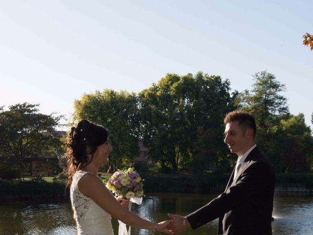 Il matrimonio di Marco e Ilaria a Cura Carpignano, Pavia 3
