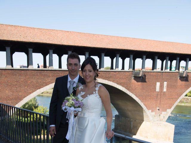 Il matrimonio di Marco e Ilaria a Cura Carpignano, Pavia 4