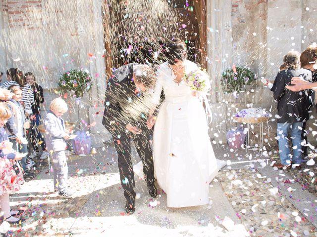 Il matrimonio di Marco e Ilaria a Cura Carpignano, Pavia 2