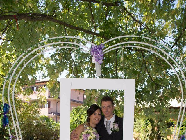 Il matrimonio di Marco e Ilaria a Cura Carpignano, Pavia 9