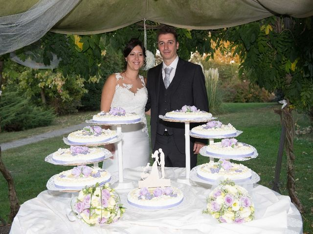 Il matrimonio di Marco e Ilaria a Cura Carpignano, Pavia 11