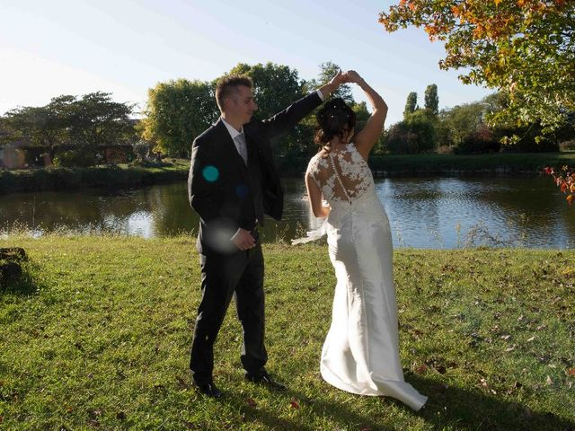 Il matrimonio di Marco e Ilaria a Cura Carpignano, Pavia 15