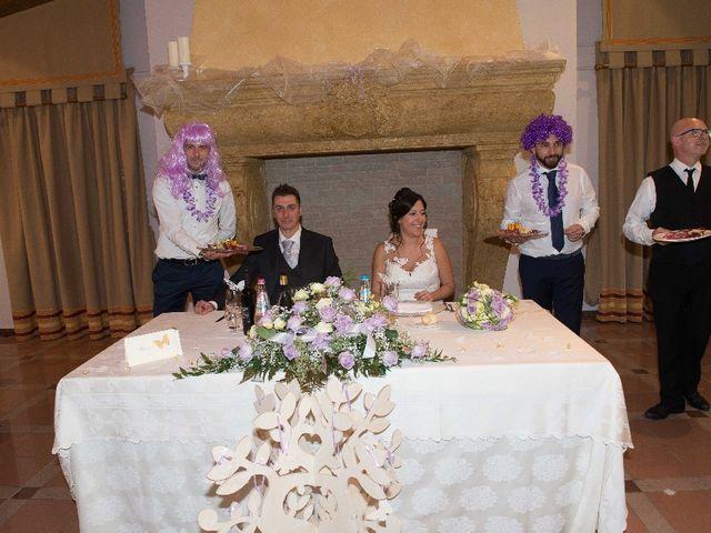 Il matrimonio di Marco e Ilaria a Cura Carpignano, Pavia 17