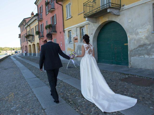 Il matrimonio di Marco e Ilaria a Cura Carpignano, Pavia 19