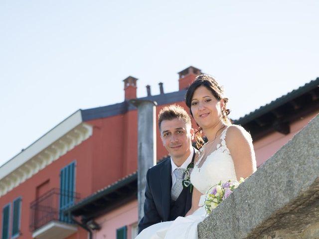 Il matrimonio di Marco e Ilaria a Cura Carpignano, Pavia 20