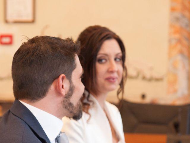 Il matrimonio di Fabio e Silvia a Cantù, Como 4