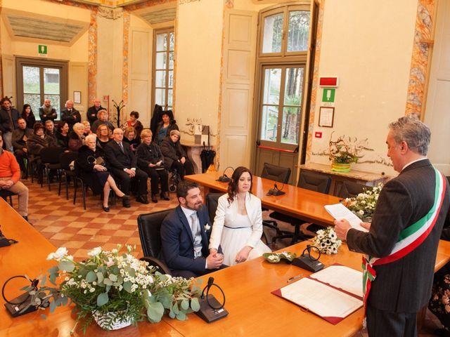 Il matrimonio di Fabio e Silvia a Cantù, Como 5