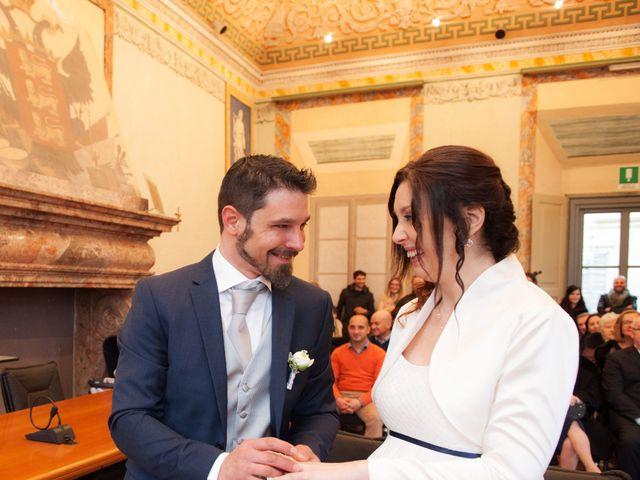 Il matrimonio di Fabio e Silvia a Cantù, Como 7